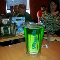 Photo taken at Beef 'O' Brady's by Andrea R. on 3/17/2012