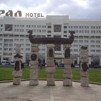 Photo taken at Урал by Rifat S. on 5/13/2012