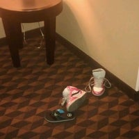 Photo taken at Holiday Inn Express & Suites Albuquerque Midtown by Eric A. on 3/24/2012