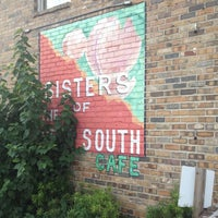 Photo taken at Sisters Of The New South by Ayo A. on 7/14/2012