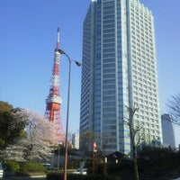 Photo taken at The Prince Park Tower Tokyo by SATOSHI T. on 4/11/2012