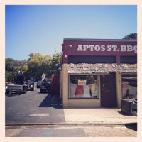 Photo taken at Aptos St. BBQ by Matt M. on 6/19/2012