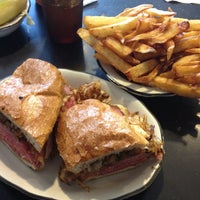 Photo taken at Pastrami Queen by Chris V. on 8/19/2012