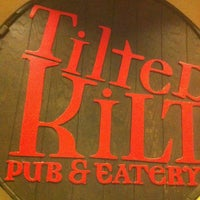 Photo taken at Tilted Kilt Chicago by Matthew A. on 6/8/2012