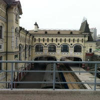Photo taken at Vladivostok Railway Station by Ирина М. on 4/20/2012