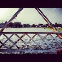 Photo taken at Magnolia Bridge by David A. on 7/6/2012