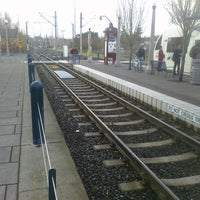 Photo taken at TriMet Willow Creek/SW 185th Ave Transit Center by Joe on 4/2/2012
