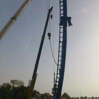 Photo taken at Atallah Happy Land Park by Nidal A. on 2/9/2012