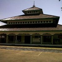 Photo taken at Masjid Baiturohman Beber by Hermawan S. on 5/21/2012