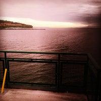 Photo taken at Edmonds-Kingston Ferry by Wil K. on 7/2/2012