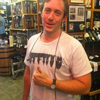 Photo taken at Plaza Liquors by Corey C. on 7/10/2012