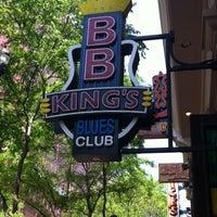 Photo taken at B.B. King's Blues Club by Julia W. on 4/3/2012
