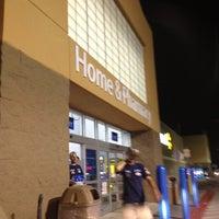 Photo taken at Walmart Supercenter by Jamie on 6/22/2012