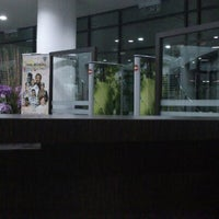 Photo taken at Welcome Desk, UTHM Library by Rip R. on 5/23/2012