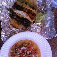 8/28/2012 tarihinde Venicebeach B.ziyaretçi tarafından El Sauz Tacos'de çekilen fotoğraf
