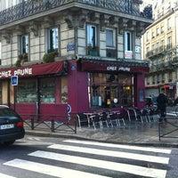 Photo taken at Chez Prune by Lefoulon L. on 2/19/2012