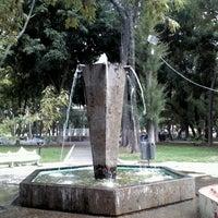 Foto tomada en Parque Morelos por Iván S. el 7/11/2012