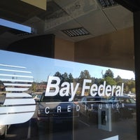 Photo taken at Bay Federal Credit Union by David C. on 4/21/2012