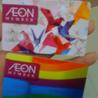 Photo taken at AEON by ⓒⓗⓔⓡⓘⓢⓗ ⓟⓘⓝⓚⓨ ⓛ. on 5/4/2012