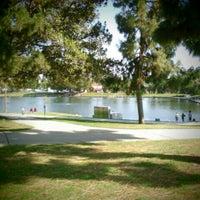 Photo taken at Eisenhower Park by Cynthia E. on 6/10/2012