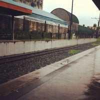 Photo taken at PNR (Blumentritt Station) by Deki on 7/31/2012