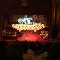 Photo taken at Times Square Church by Alisson L. on 7/8/2012