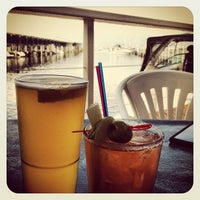 Photo taken at Beach Grill by Natalie V. on 6/17/2012