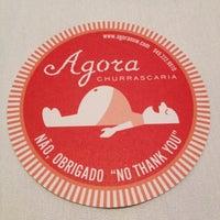 Photo taken at Agora Churrascaria by Richard Y. on 7/16/2012