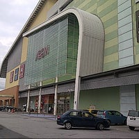 Photo taken at AEON Bukit Tinggi Shopping Centre by Wira H. on 7/22/2012