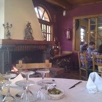 Photo taken at Fetra Restaurante by Javieriti C. on 2/19/2012
