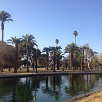 Photo taken at Encanto Park by Andreza A. on 2/19/2012
