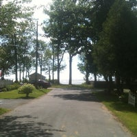 Photo taken at Sylvan Beach NY by Ryan Y. on 6/22/2012