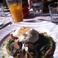 Photo taken at Yellow Bird Cafe by Brogan M. on 9/2/2012