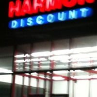 Photo taken at Harmon by Ry W. on 2/28/2012