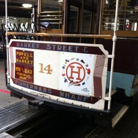 Photo taken at San Francisco Cable Car Museum by Erica J. S. on 9/5/2012