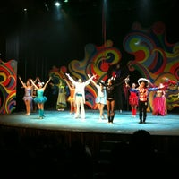 Photo taken at Teatro Julio Prieto by Andrea A. on 2/26/2012