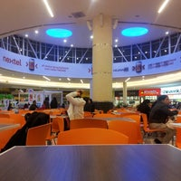 Photo taken at Open Plaza Angamos by Ginno R. on 6/8/2012