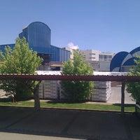 Photo taken at Industrias Químicas del Ebro, IQE by Eduardo M. on 5/9/2012