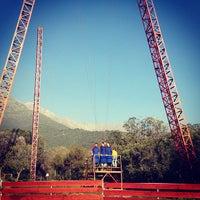 Foto tirada no(a) Vertigo Park por Lina J. em 9/9/2012