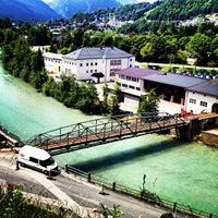 Photo taken at Salzbergwerk Berchtesgaden by Alex N. on 8/16/2012