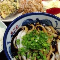 Photo taken at ちとせ by AoKi on 6/11/2012