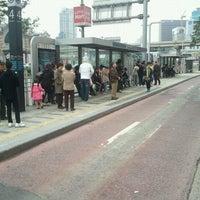 Photo taken at Seoul Station Transportation Center by Felipe E. on 4/11/2012