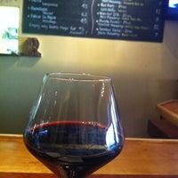 Photo taken at Relm Wine Bistro by Trish C. on 4/13/2012