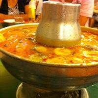 Photo taken at Thai Zhen Restaurant by Xavier T. on 8/4/2012