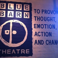 Photo taken at Blue Barn Theater by Meg D. on 6/9/2012