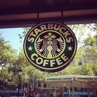 Photo taken at Starbucks by Настя Б. on 7/19/2012