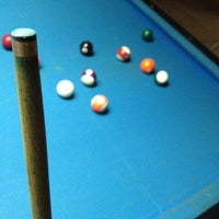 Photo taken at Ixora pool and snooker by Snickers S. on 3/16/2012