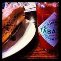 Photo taken at Adrian Café Restaurante by Jon L. on 9/13/2012