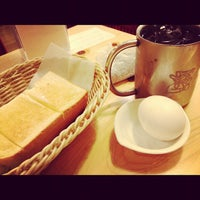 Photo taken at Komeda's Coffee by a k. on 7/26/2012