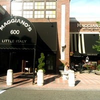 Photo taken at Maggiano's Little Italy by Victor C. on 5/17/2012